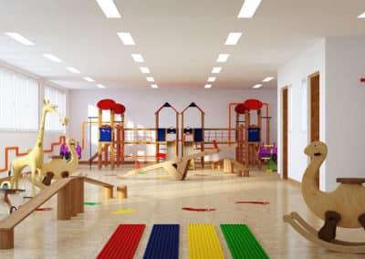 Indoor-playground